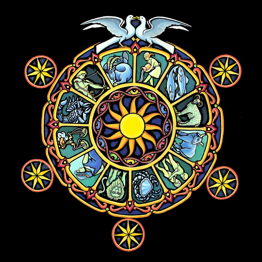 """Zodiac"" by Alan Bell"
